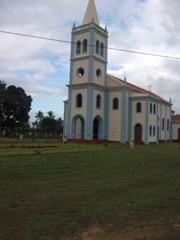 Missão de Mocumbi - Franciscanos OFM Moçambique