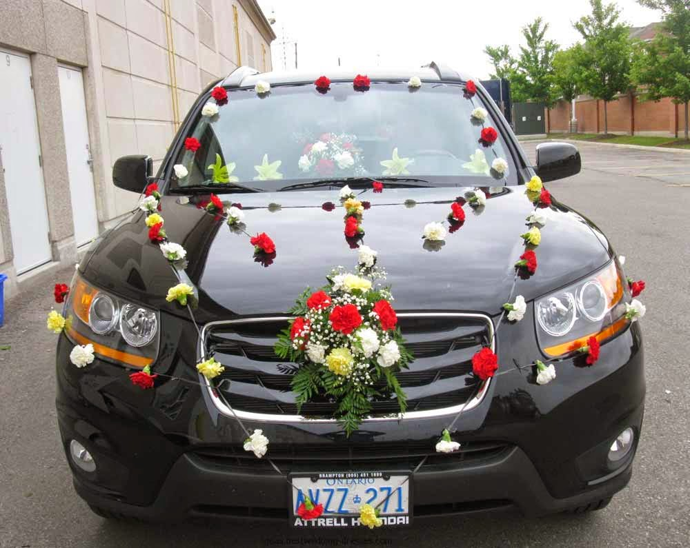 Best Wedding Car Bmw Decoration Ideas Pictures
