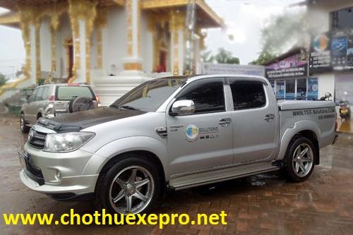 Cho thuê xe 7 chỗ Bán tải 1 cầu tại Hà Nội