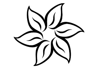 big flower petal Colouring Pages (page 2) Wedding Bouquet Coloring Pages