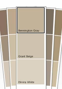 Beachnut lane no more beige for Warm beige paint colors