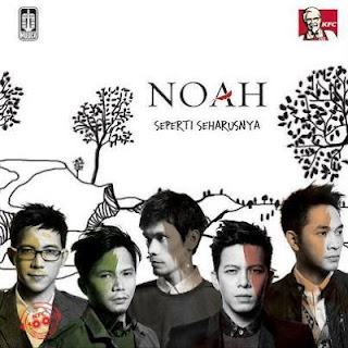 Lirik Lagu Noah Terbangun Sendiri