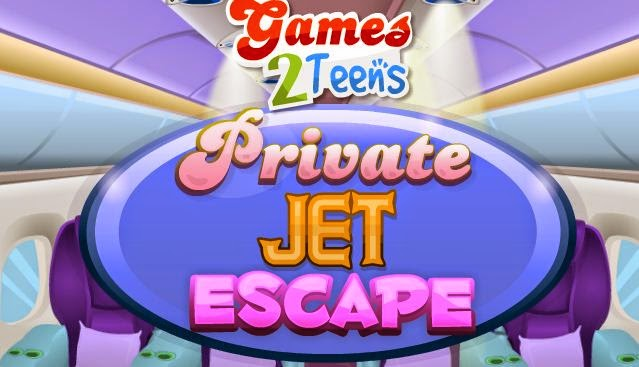 Games2Teens Private Jet Escape