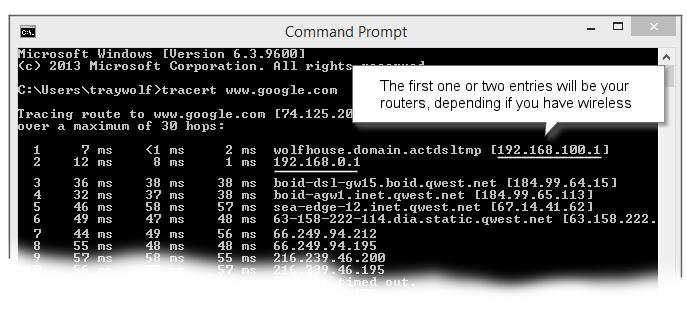 modem router not updating ip address