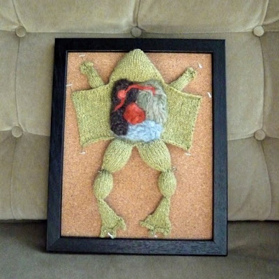 Creative and Cool Knitting Art Creations (35) 27