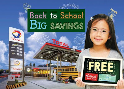 Back-to-School Big Savings Promo