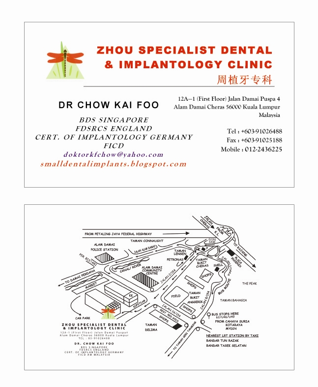 ZHOU SPECIALIST DENTAL & IMPLANTOLOGY CLINIC