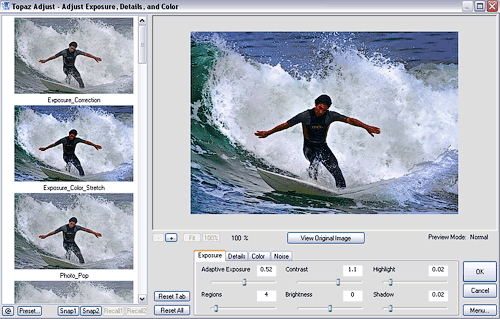 HDR effects with Topaz Adjust Plug-ins for Photoshop