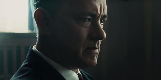 Veja Tom Hanks no primeiro trailer de Ponte de Espiões, novo filme de Steven Spielberg