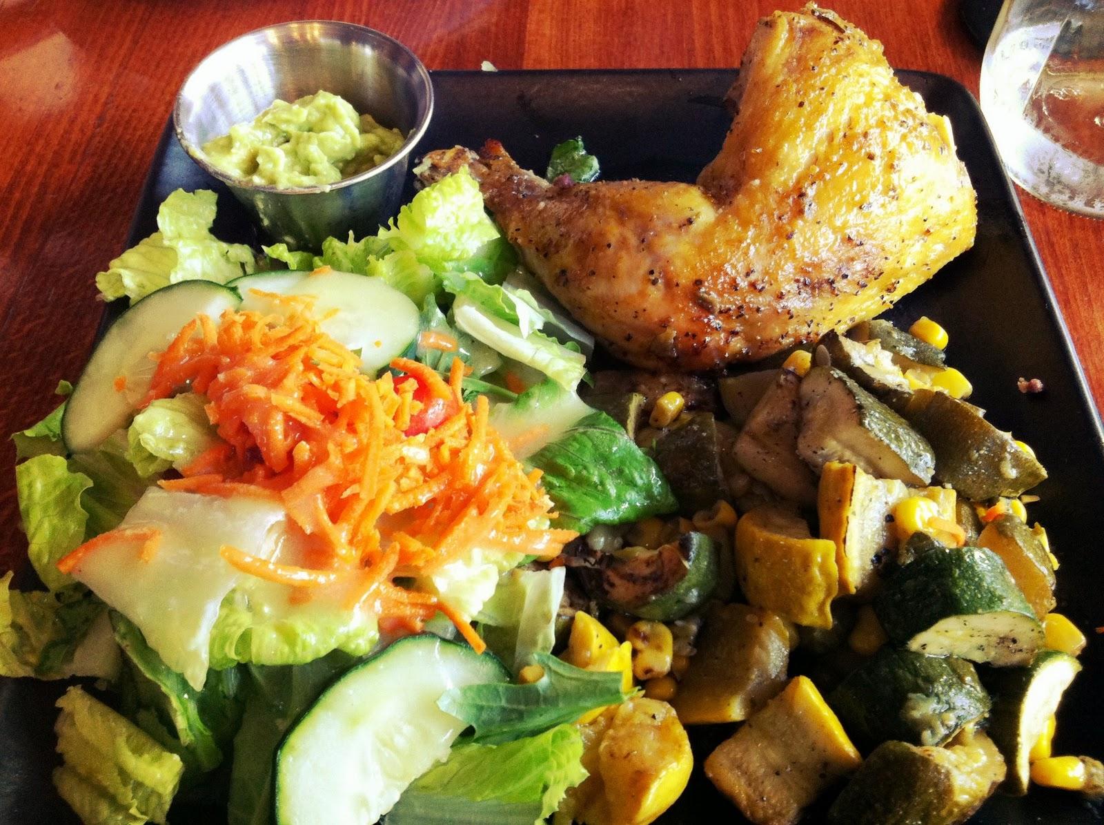 More gluten free paleo friendly restaurants in san for Primal kitchen restaurant
