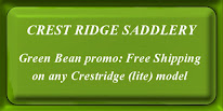 Savings on a New Crest Ridge saddle.