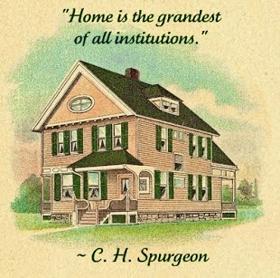 Home Is the Grandest . . .