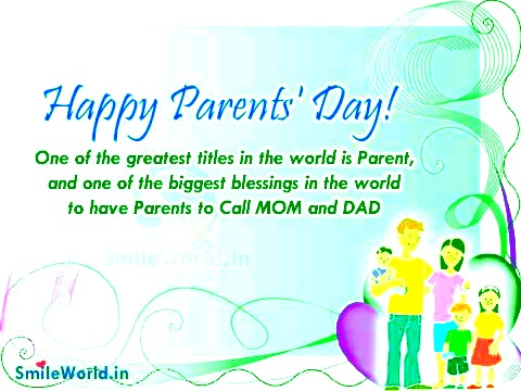 Parent's Day Wishes, Message, Quotes, Sms Gift Ideas