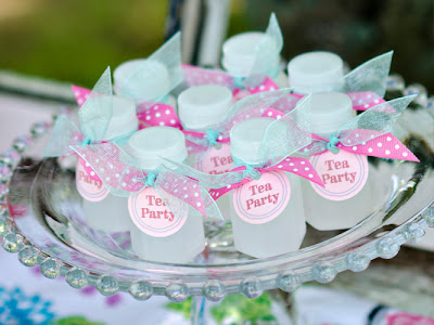 Mini Bubbles Party Favors