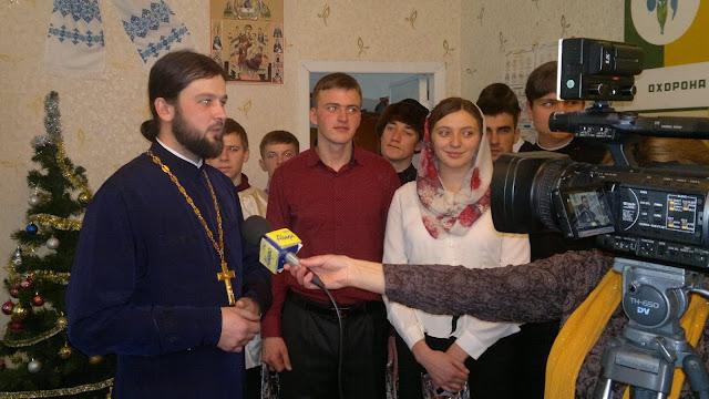Протоієрей Володимир Тихонюк, село Клепачів