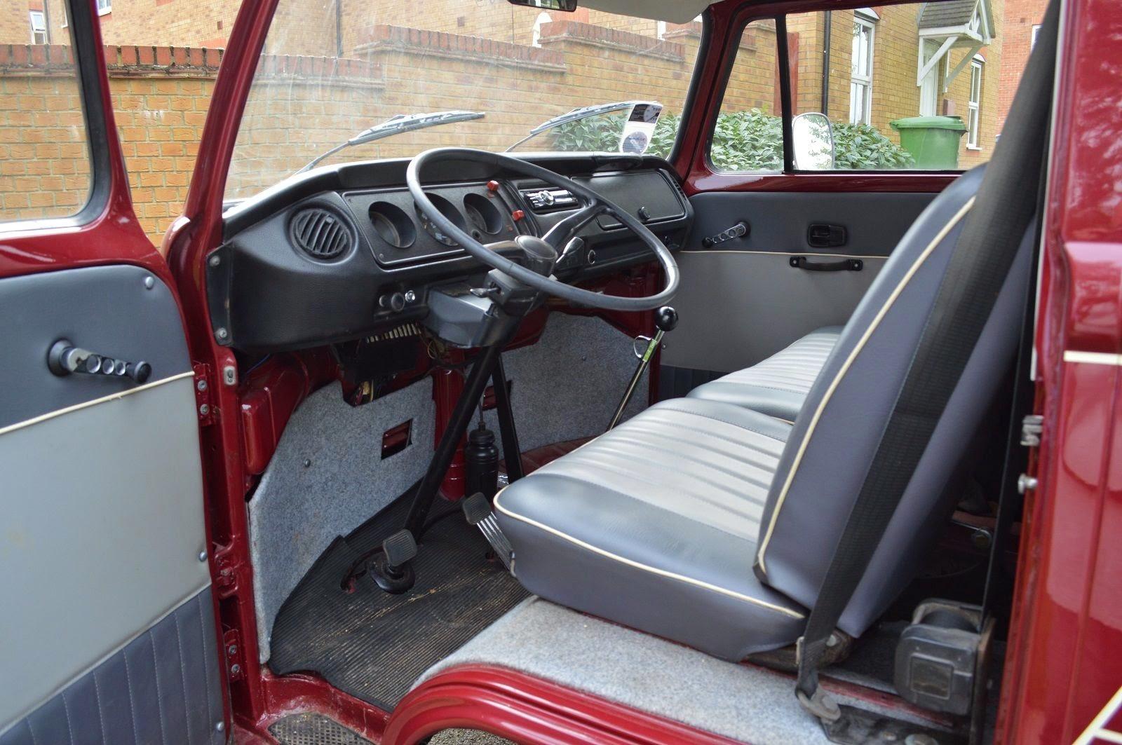 Vw T2 For Sale >> 1974 Volkswagen T2 Crew Cab - Buy Classic Volks