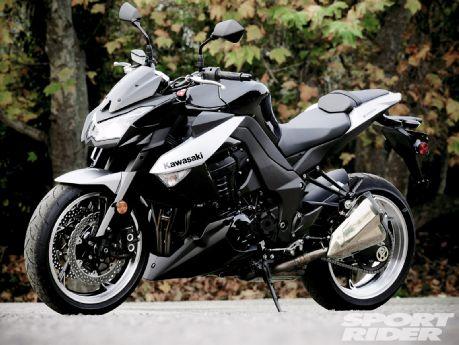 Kawasaki Z1000 Groung Touch
