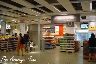 the ikea swedish food market
