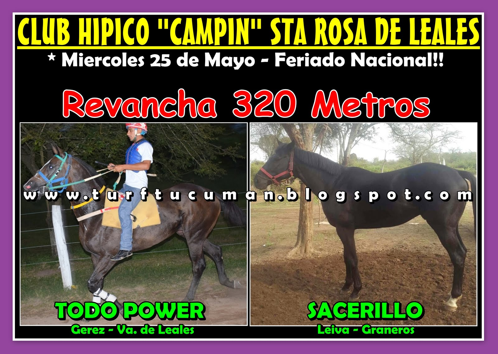 SACERILLO VS TODO POWER