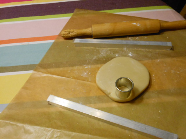 Comment faire des formes en massepain