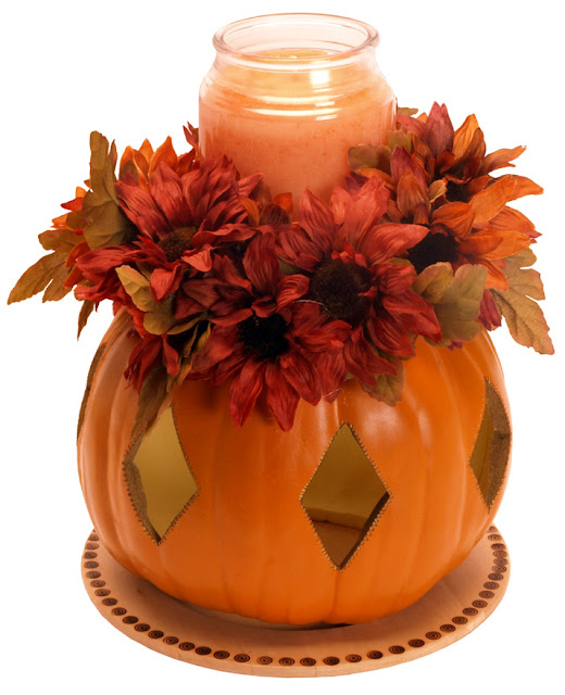 Autumn Candle7