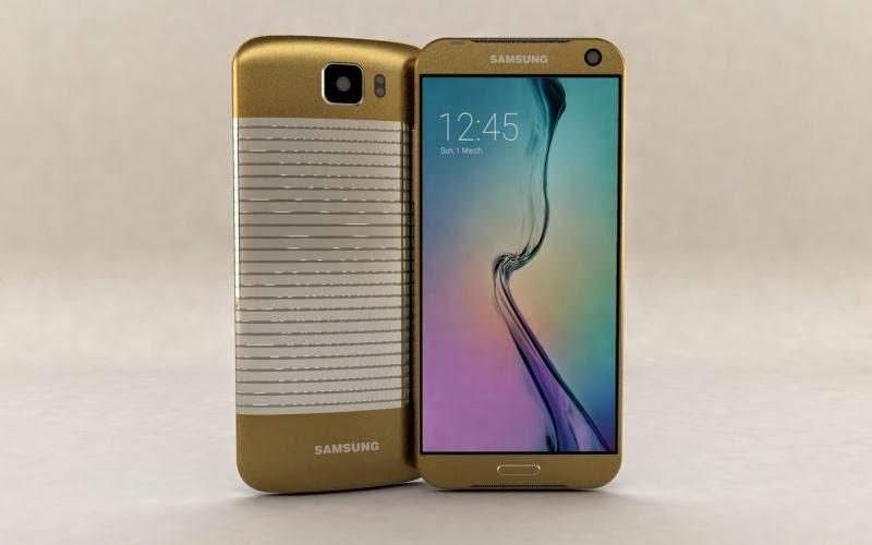 Konsep Desain Galaxy S7 Muncul di Internet