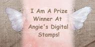 Angie's Digital Stamps Winner