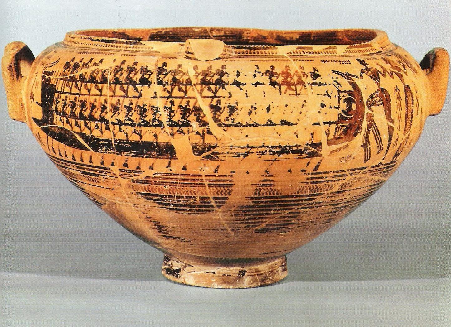 Imparare con la storia 8 l 39 antica grecia for Vasi antica grecia
