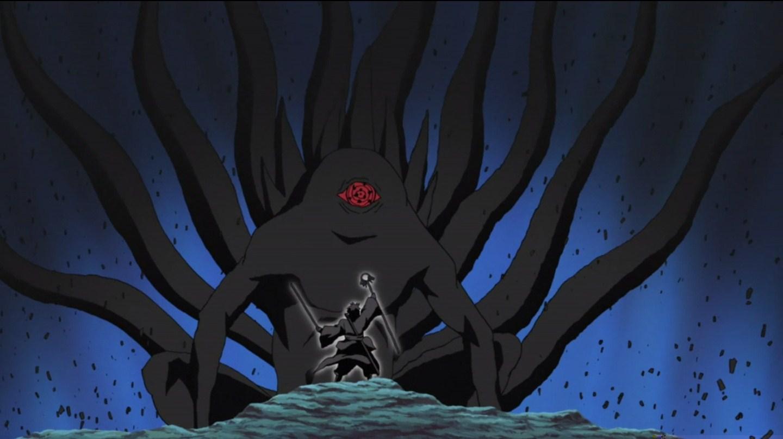 sesungguhnya di dunia Naruto. Semua bijuu berasal dari monster ekor ...