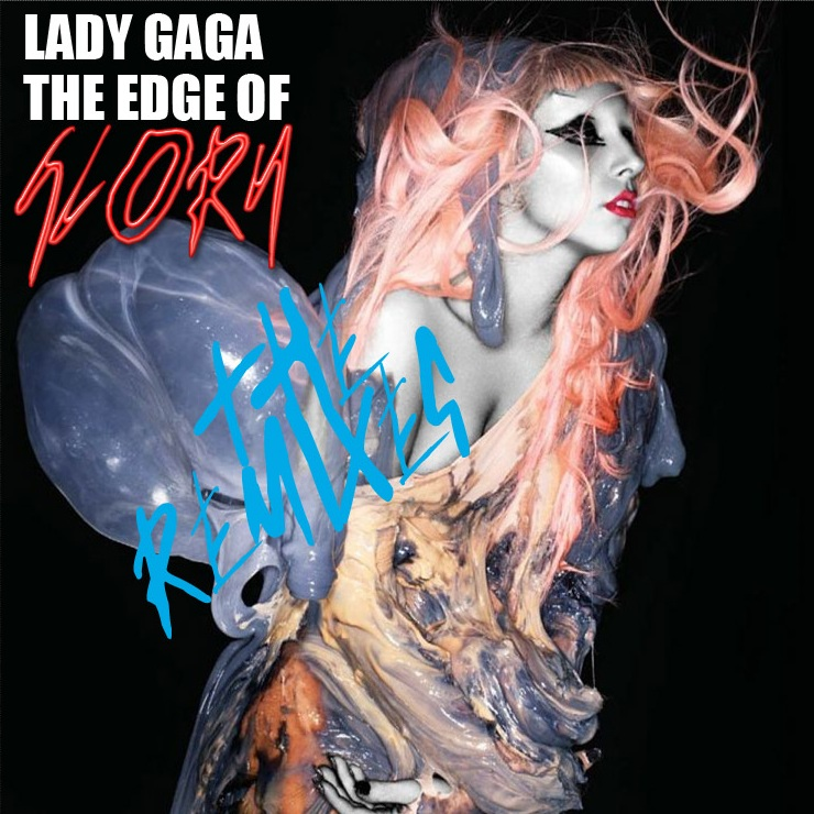 lady gaga edge of glory