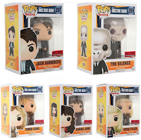 Funko Pop! Series 2 Dr. Who Hot Topic pre-release