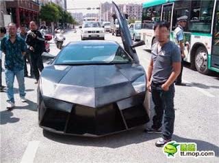 Lamborghini tự chế