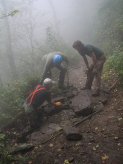 Volunteers Needed for Appalachian Trail Crew in Great Smoky Mountains National Park