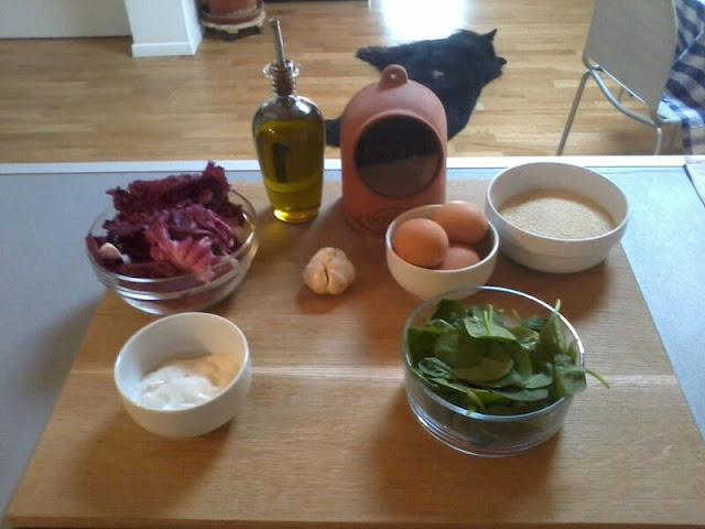 ingredienti uovo croccante
