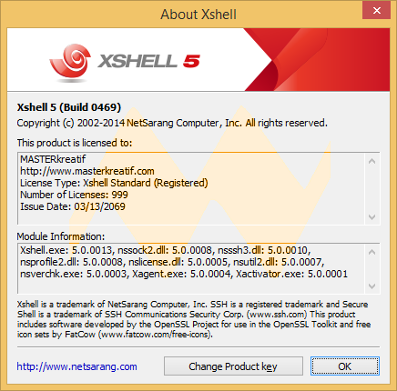 Xshell 5