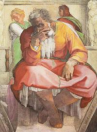 O Profeta Chora Os Homens...