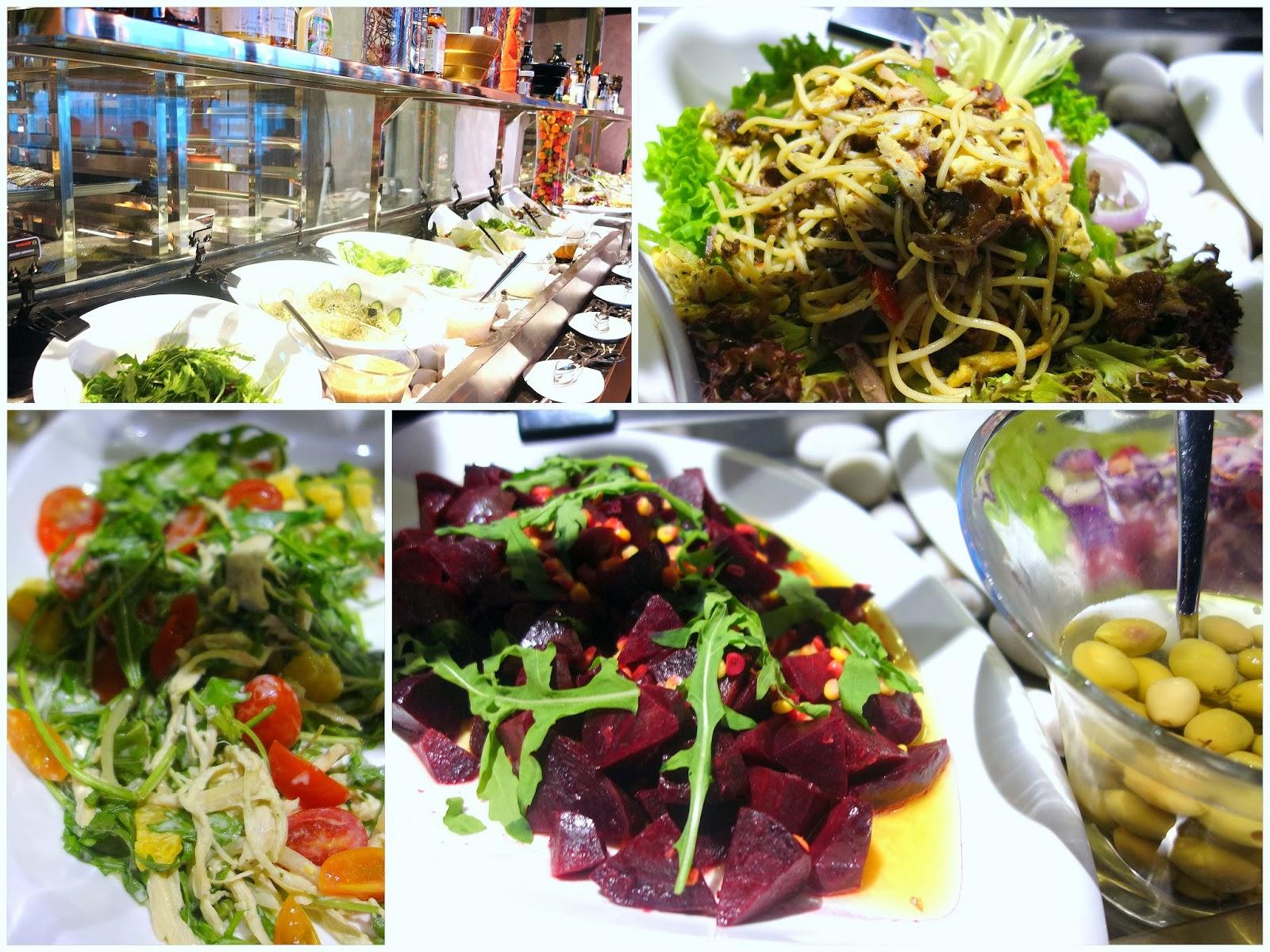 Eat drink kl samba brazilian steakhouse churrascaria for Samba buffet