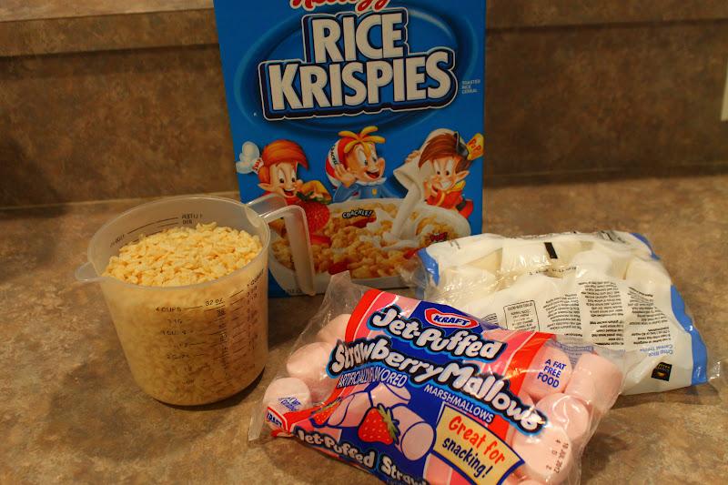how to store rice crispy treats