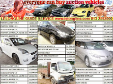 vehicle cars auction Ogos 2014