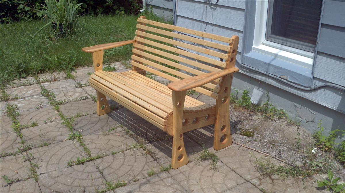 Pdf diy how to make a wooden bench with back download how for How to build a wooden bench with a back