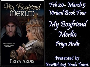 {Book Review} My Boyfriend Merlin by Priya Ardis
