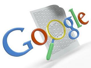 Posisi SERP google