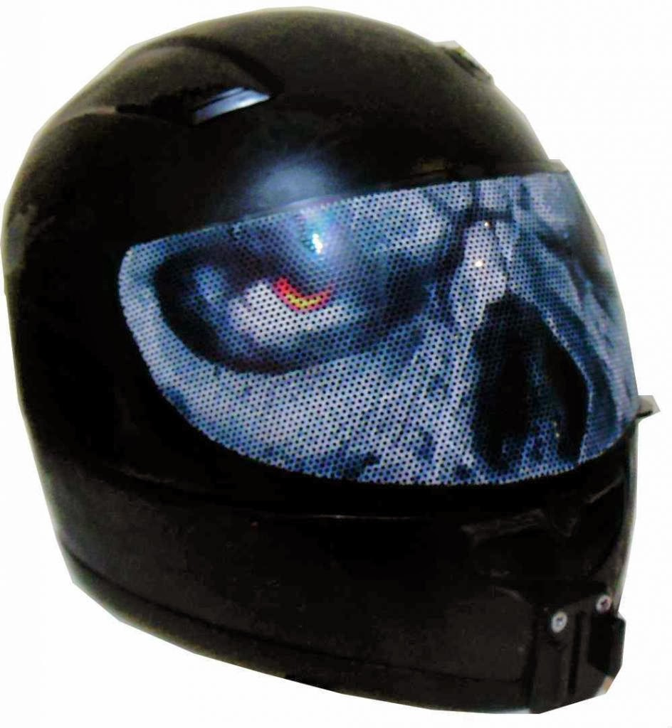 Motorcycle Helmets Motorcycle Helmet Visor Decals - Motorcycle helmet decals graphics