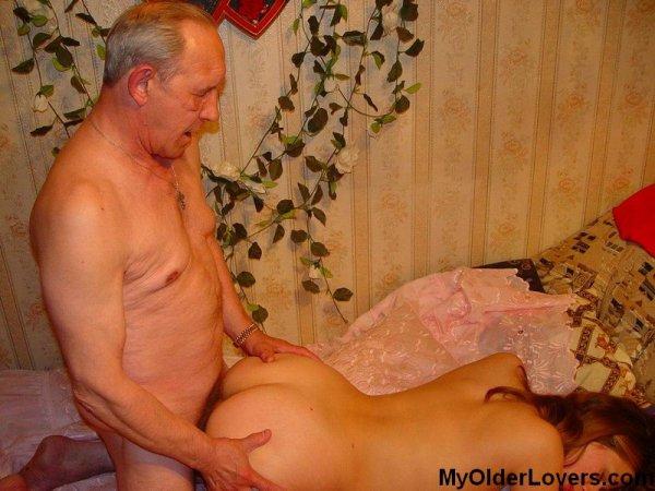 русский секс деда с внучкой