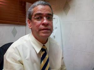 Dr. Justo José Nicasio Maldonado, Gineco-Obstetra-Endocrinologo.Director de Unidad de Salud