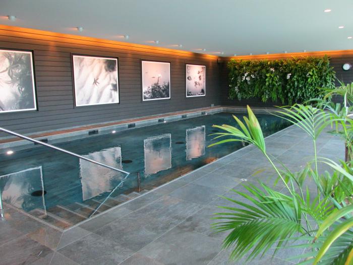 Yves Rocher Blogger Event - La Gree des Landes Hotel - zweiter Pool