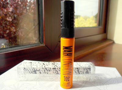 Birchbox WAH London Nail Art Pen in Orange