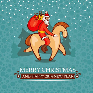 Santa on horse-new-year-sishes-780x780
