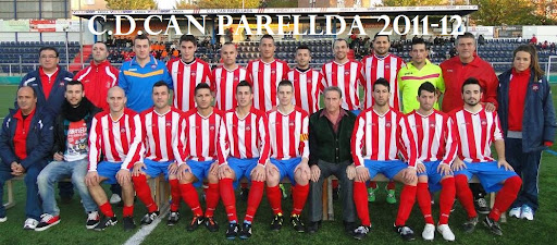 C.D.CAN PARELLADA-TEMPORADA 2011-12