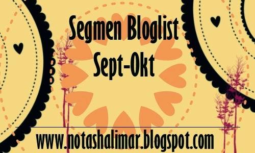 http://notashalimar.blogspot.com/2014/09/segmen-bloglist-sept-okt.html